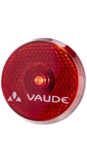 VAUDE Blinking Light Sykkellys rød